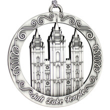 Salt Lake Temple Ornament *