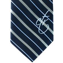 Men's Navy & Grey CTR Tie *