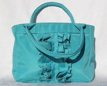 Jan Turquoise Tote *