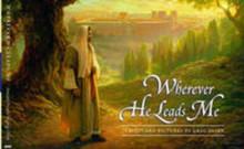Wherever He Leads Me Postcard Set *
