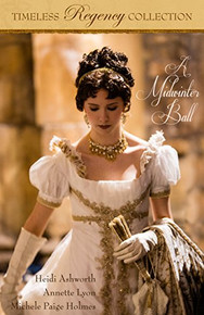 A Timeless Regency Collection :  A Midwinter Ball  (Paperback) *