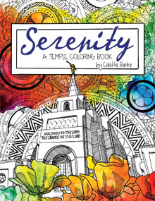 Serenity: A Temple Coloring Book (Paperback)  *