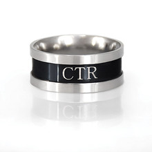 Genesis CTR Ring (Stainless Steel) While Supplies Last