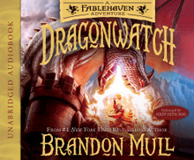 Dragonwatch: A Fablehaven Adventure (Book on CD) *