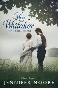 Miss Whitaker Opens Her Heart ( Book on CD)