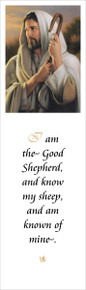 The Good Shepherd bookmark *