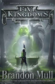 Five Kingdoms Vol 4: Death Weavers  (Paperback) *