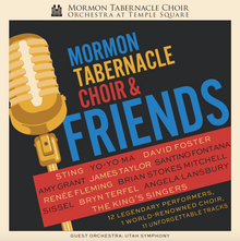 Mormon Tabernacle Choir and Friends (Music CD) *