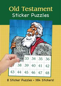 Old Testament Sticker Puzzles*