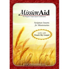 Missionaid:  For Regular Triple/Quad Combination *