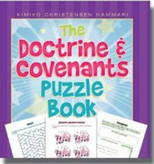 The Doctrine and Covenants Puzzle Book (Paperback) *