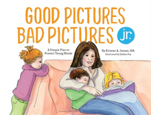 Good Pictures Bad Pictures Jr.:  A Simple Plan to Protect Young Minds (Paperback) *