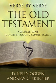 Verse by Verse, The Old Testament Volume 1 (Hardcover)*