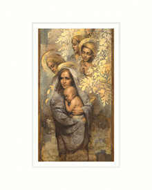 Mother's Lullaby 5x7 Print by Annie Henrie  *