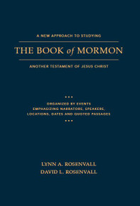 A New Approach to Studying the Book of Mormon     **Available Now**