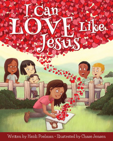 I Can Love Like Jesus (Paperback) *