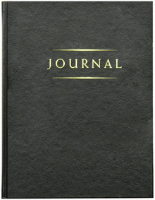 Classic Journal (Black)