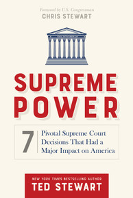 Supreme Power 7 Pivotal Supreme Court Decisions that Had a Major Impact on America (Hardcover) *