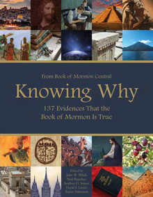 Knowing Why 137 Evidences That the Book of Mormon Is True (Book on CD) *