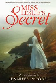 A Regency Romance:  Miss Leslie's Secret (Paperback) *
