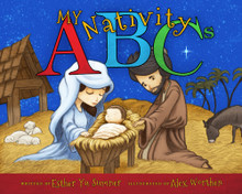 My Nativity ABC's   (Hardcover) *