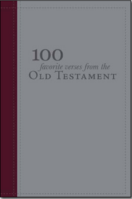 100 Favorite Verses from the Old Testament (Hardcover) *