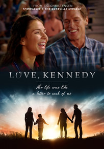 Love, Kennedy (DVD) * Ships Sep. 26