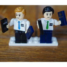 Elder Missionaries Brick Set *