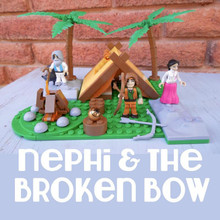 NEPHI & the Broken Bow Set   (150 pieces) *