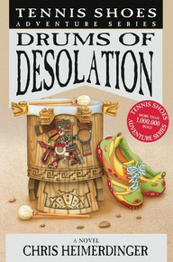 Tennis Shoes Adventure Series, Vol. 12: Drums of Desolation - Paperback