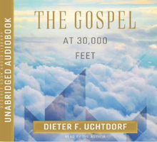 The Gospel At 30,000 Feet (Book on CD) * Releases Dec 8. 2017