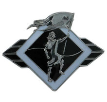 Captain Moroni Black Pin *