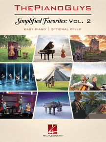 The Piano Guys: Simplified Favorites - Songbook (Paperback) *