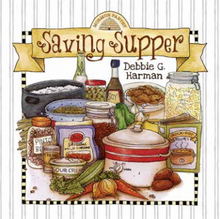 Saving Supper (Cook Book) *
