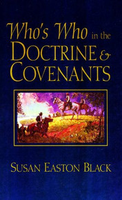 Who's Who in the Doctrine and Covenants *