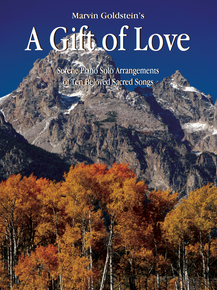A Gift of Love  Songbook (Paperback) *