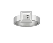 Iris CTR Ring  (Stainless Steel) *