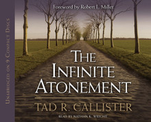 The Infinite Atonement - Book CD