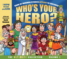 Who's Your Hero?: The Ultimate Collection, Vol. 1 (Paperback) *