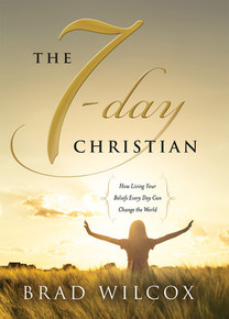 The 7-Day Christian: How Living Your Beliefs Every Day Can Change the World - (Paperback) *