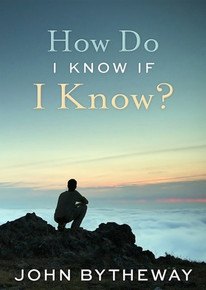 How Do I Know If I Know? (Book on CD) *