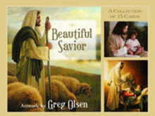 Beautiful Savior Cards (3x4 Print) *
