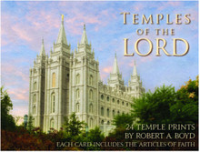 Temples of the Lord Cards (Print)