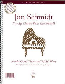 Jon Schmidt's New Age Classical Piano Solos, Vol. 2 (Paperback) *