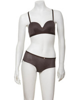 Wundervoll Flaming Horizon Balconette Convertible Bra (Cacao)