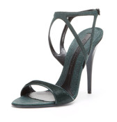 Teal Pony Stiletto