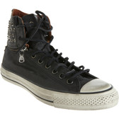 Converse by John Varvatos Chuck Taylor Studded Zipper High Top Sneakers