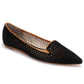 Matt Bernson Gauloise Perforated Flat