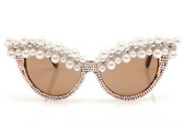 A-Morir Lena Cateye Sunglasses