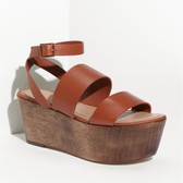 Elizabeth and James Bax Platform Sandal